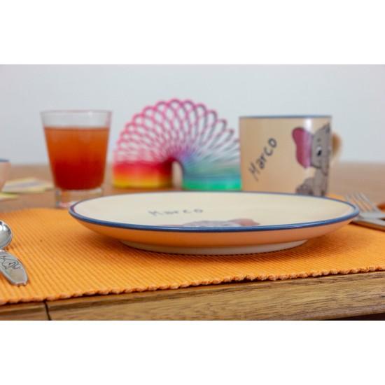 Breakfast plate - Elephant