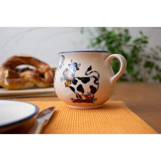 Molly mug - cow