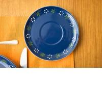 Unterteller - Bunzlau blau